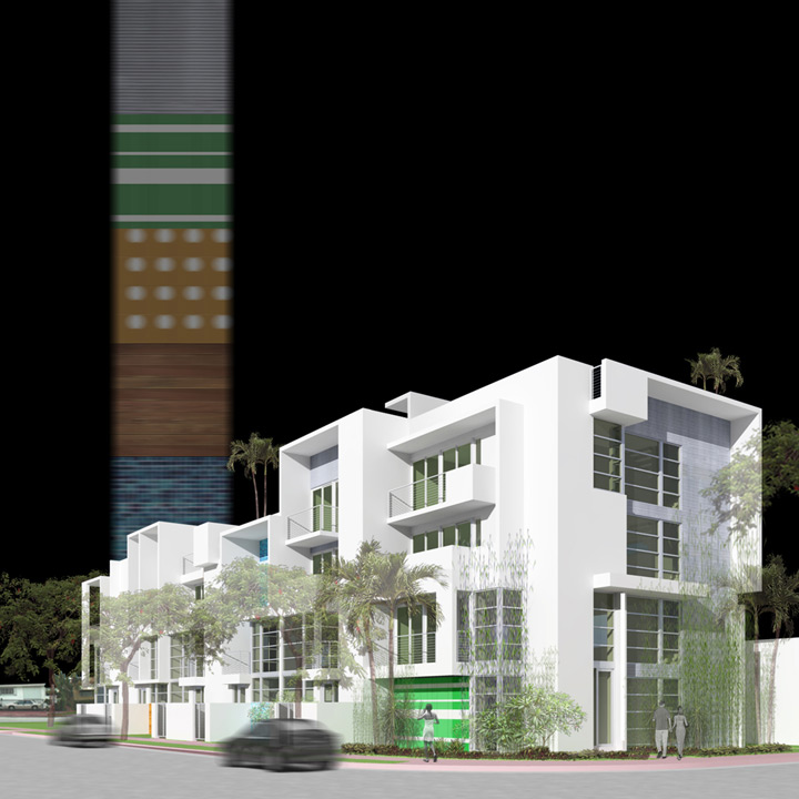 Residences of Biscayne Beach