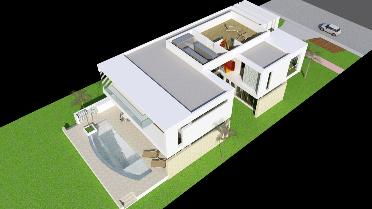 Gadinsky Residence