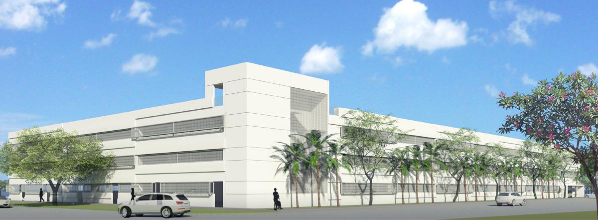Mount Sinai Hospital – Parking Garage